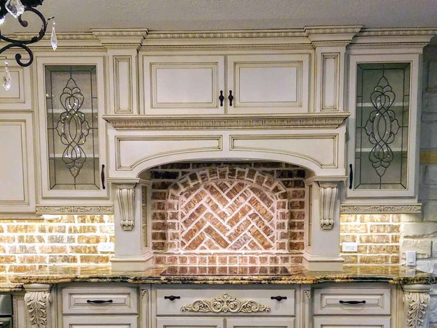 Custom Cabinets Spring The Woodlands Tx Trucustom Cabinets